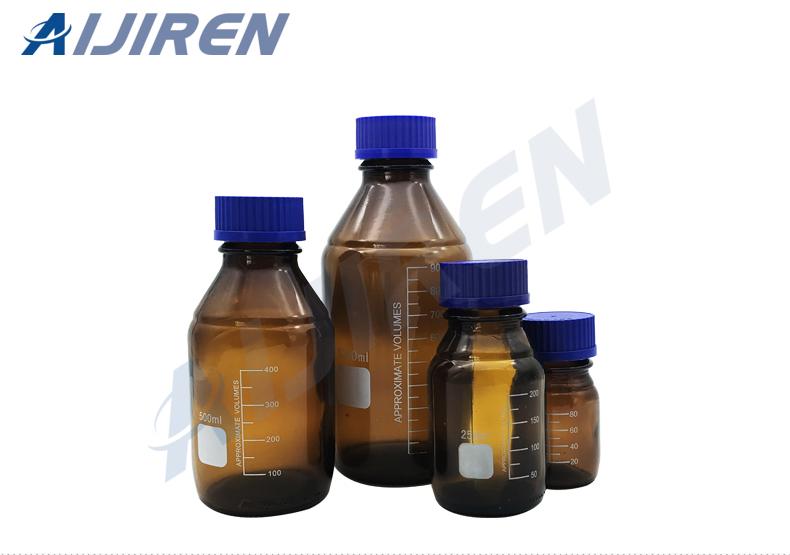 20ml headspace vialAmber Glass Reagent Bottle