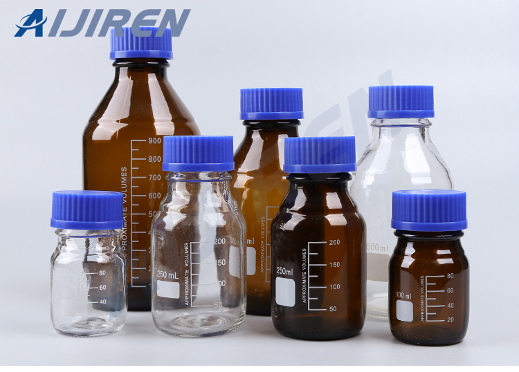 Amber&Clear Reagent Bottle