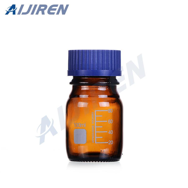 20ml headspace vialGl45 100Ml Amber Glass Reagent Bottle