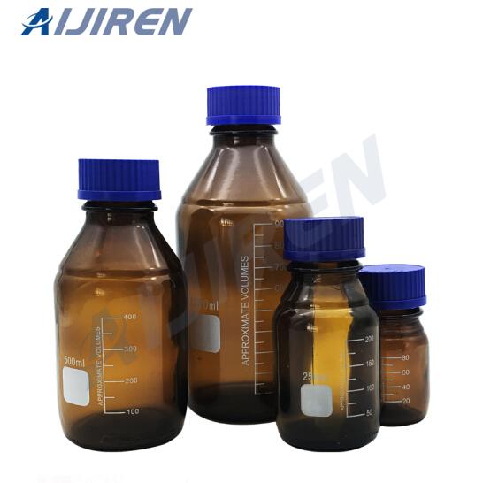 100-1000Ml Amber Glass Reagent Bottle