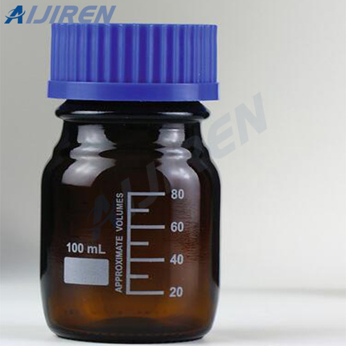 20ml headspace vialAmber Glass 100Ml Reagent Bottle