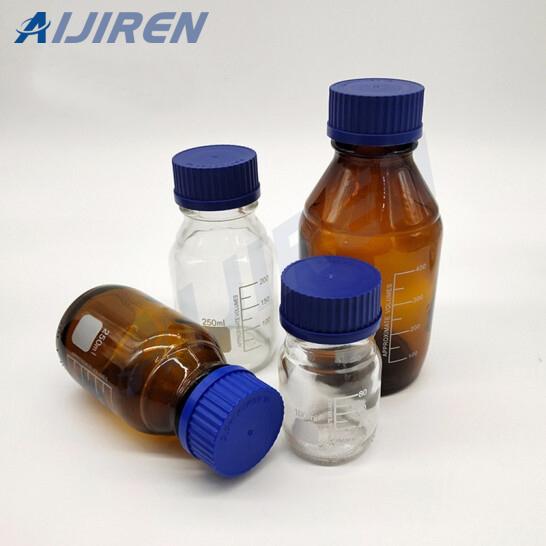 20ml headspace vialAmber&Clear Blue Cap Reagent Bottle