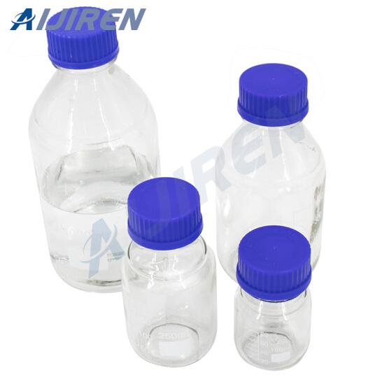 20ml headspace vialBlue Cap Clear Reagent Bottle