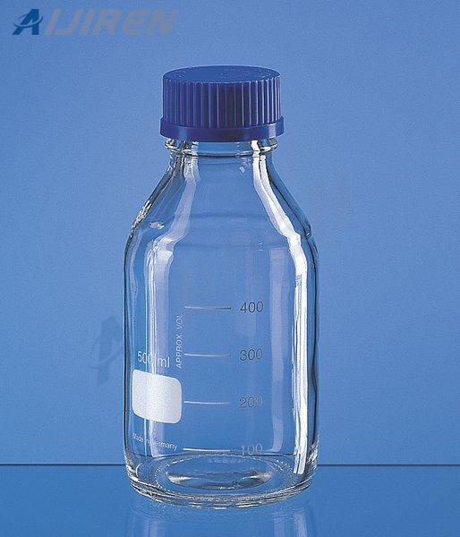 20ml headspace vial500Ml Clear Wide Opening Reagent Bottle
