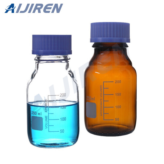 250Ml Glass Reagent Bottle With Closures
