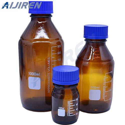 20ml headspace vialBlue Cap Amber Glass Reagent Bottle