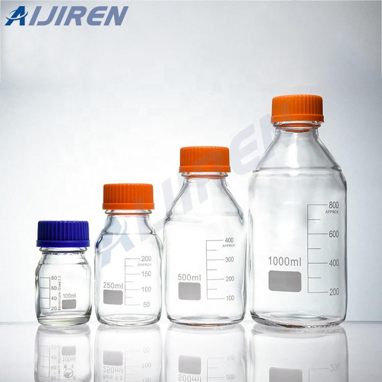 20ml headspace vial100-1000Ml Glass Reagent Bottle
