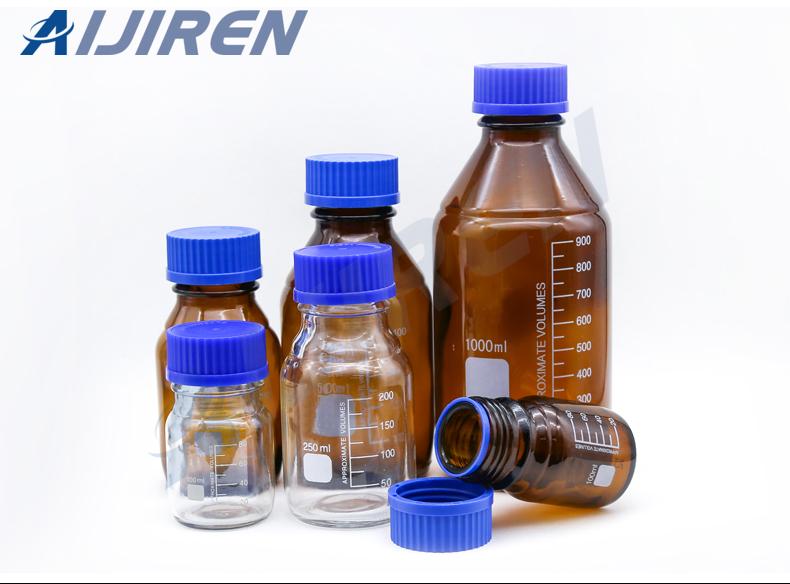 20ml headspace vialScrew Neck Amber Reagent Bottle