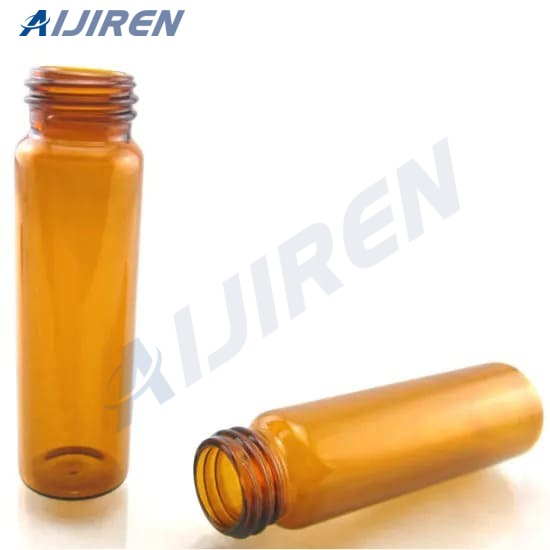 20ml headspace vial40ml Amber Screw Vial