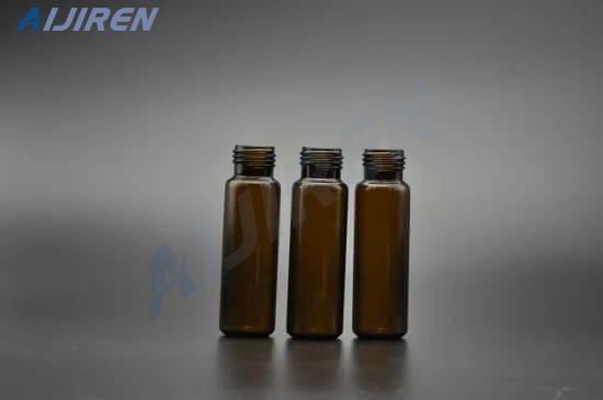 20ml Amber Glass EPA Storage Vial
