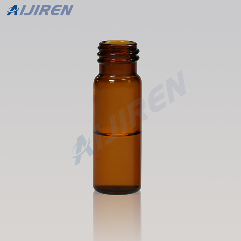 4ml Amber Screw Vial