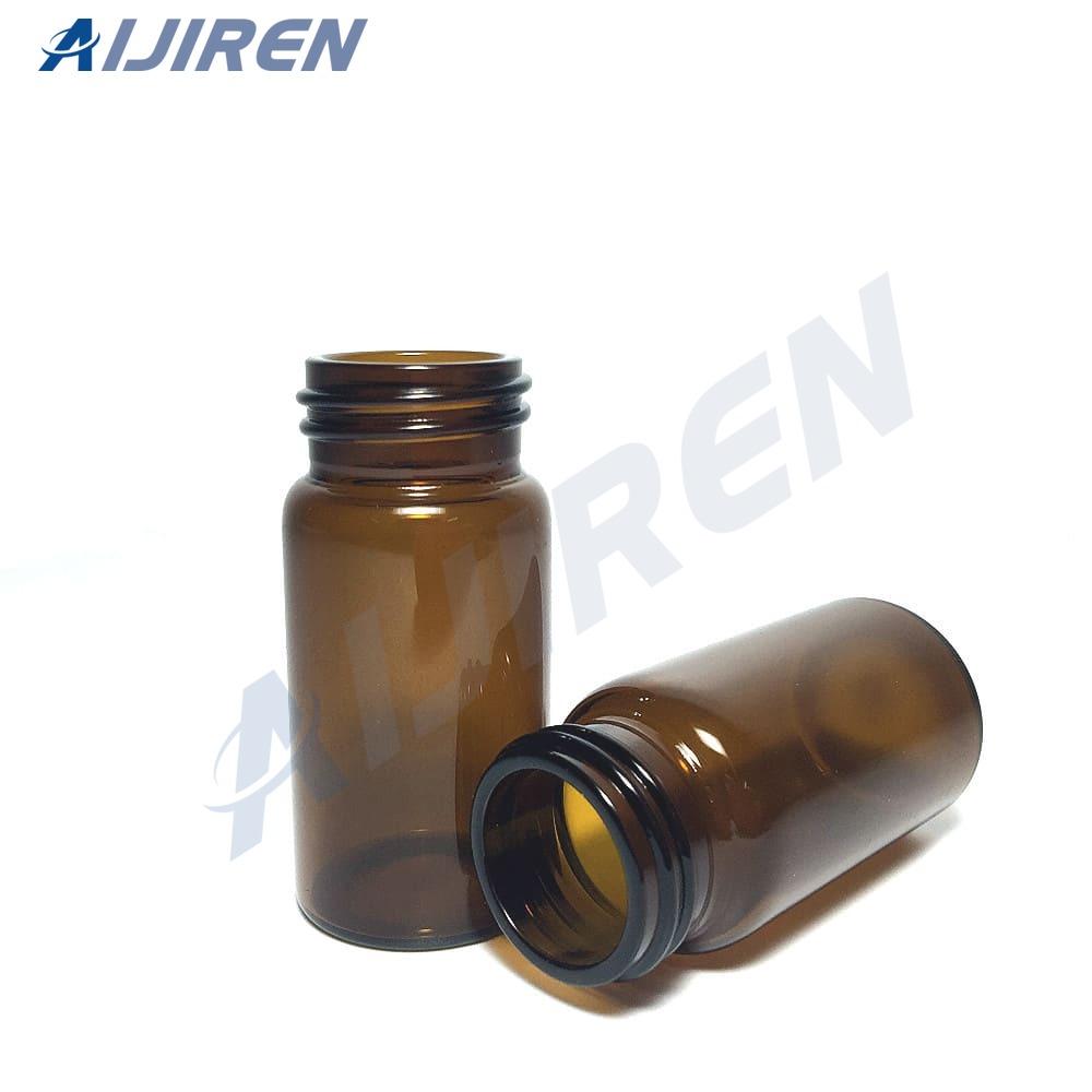 20ml Amber Glass Screw Vial