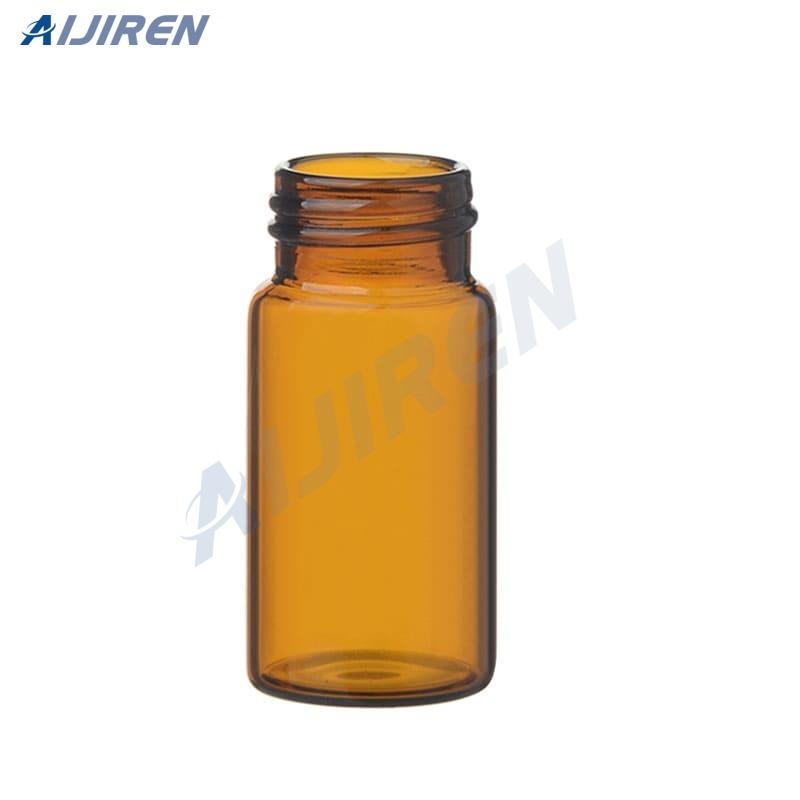 20ml Screw Thread Amber Vial