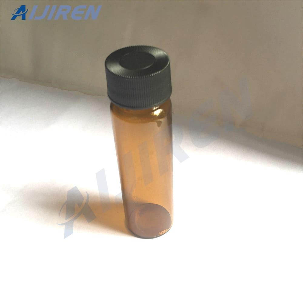 Amber Storage Vial