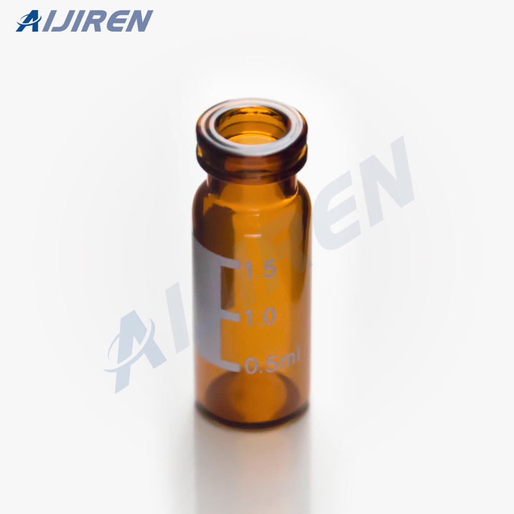 11mm Amber Autosampler Vial