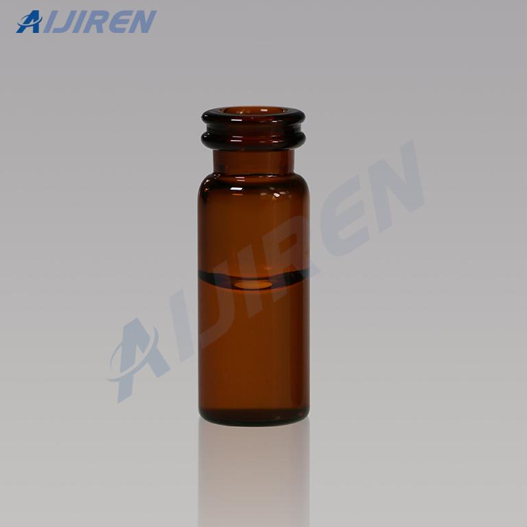 11mm Amber Snap Vial