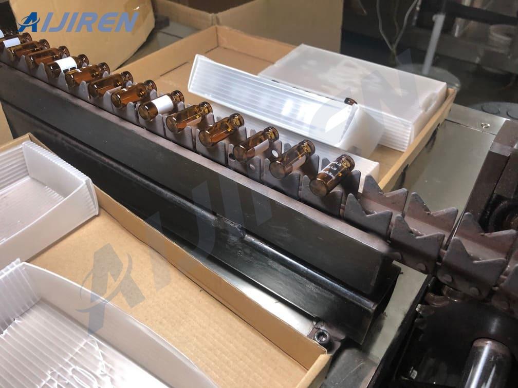 20ml headspace vial1.5ml Amber Crimp Top Vial