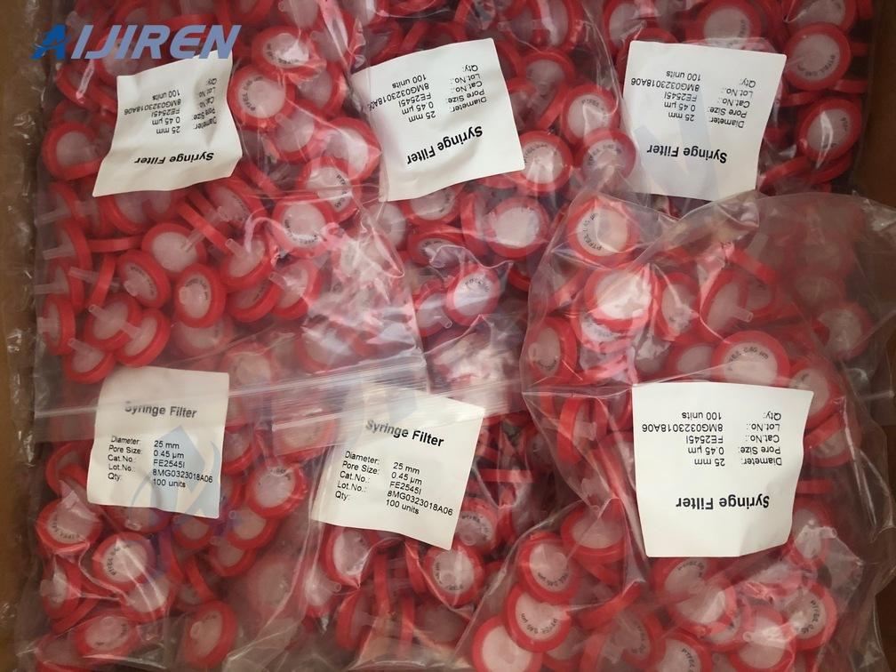 25mm PTFE Syringe Filter