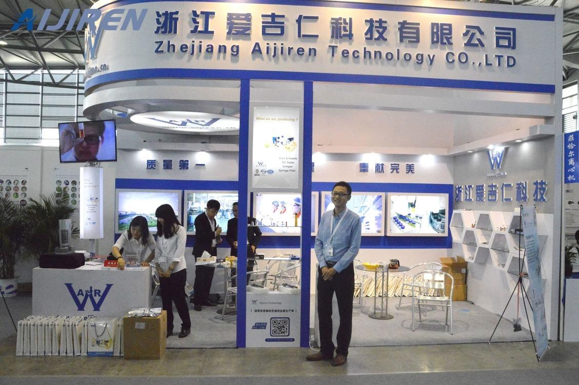 Aijiren Autosampler Vials in 2014 Analytica China
