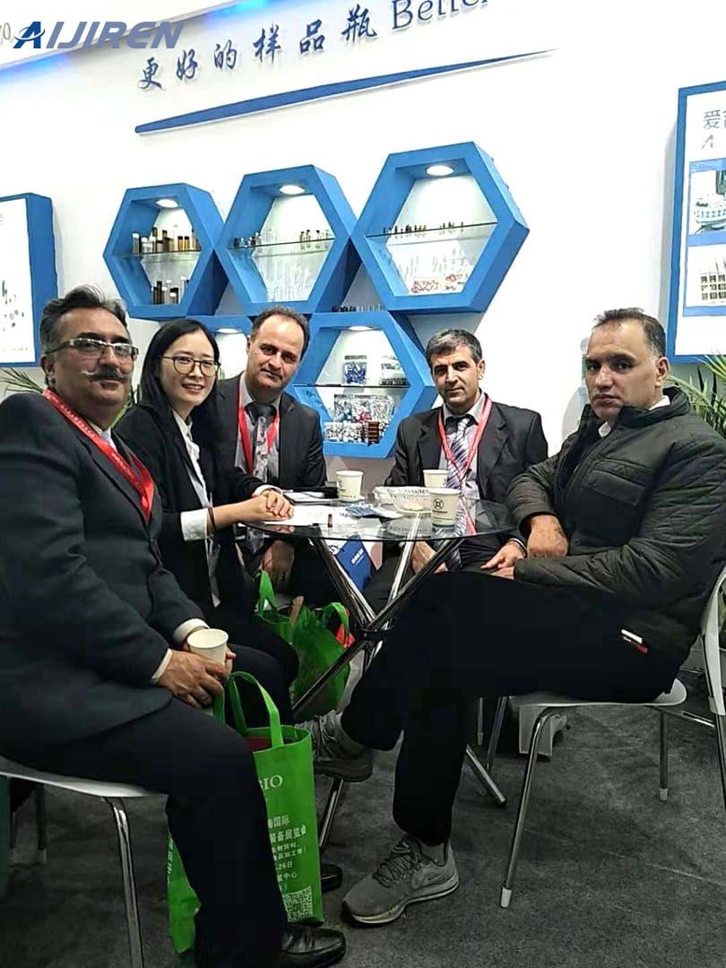 Turkish Customer Orders 100 packs 2ml HPLC Vials on Site