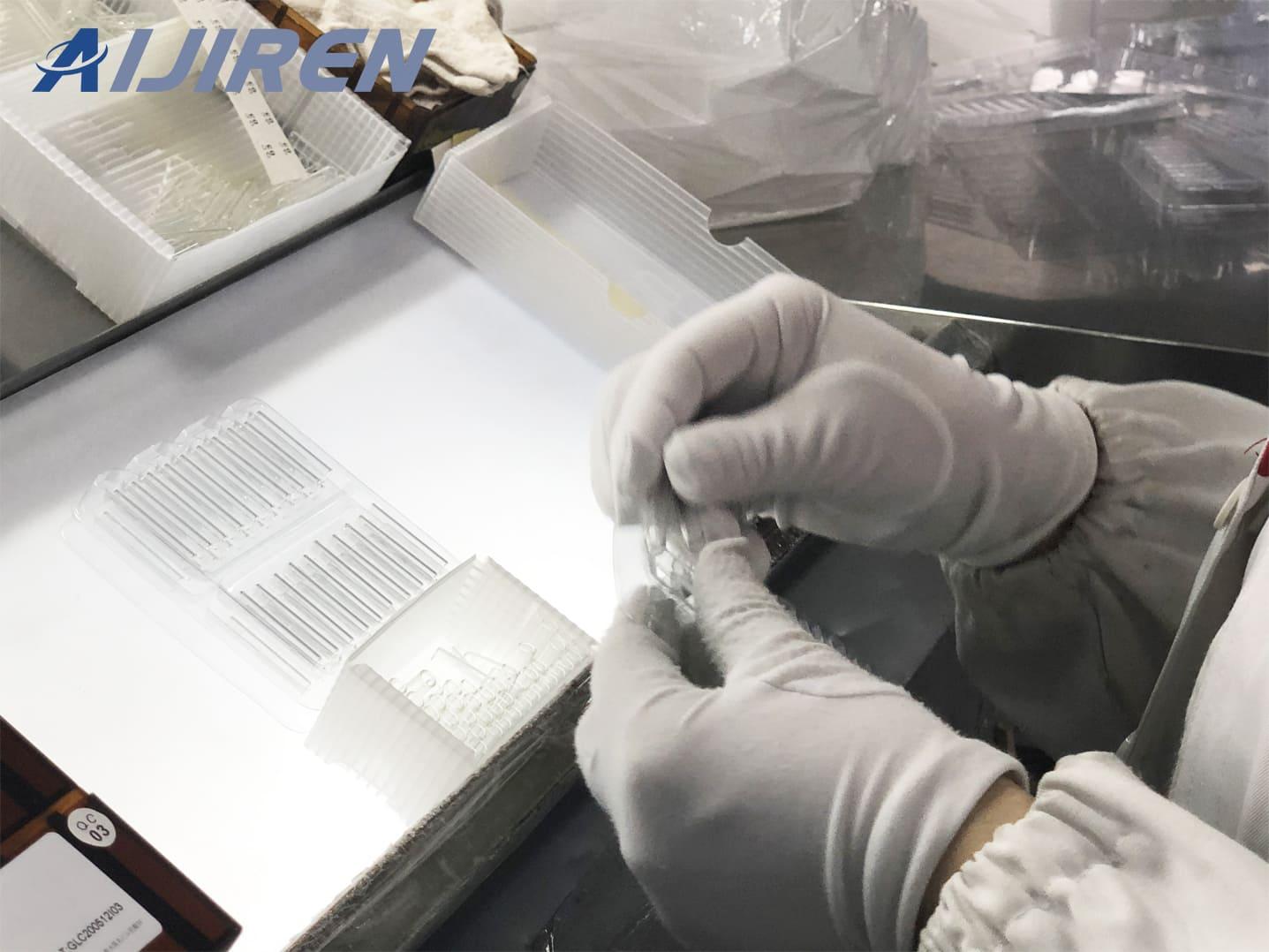 Packaging Micro-Insert for Autosampler Vial
