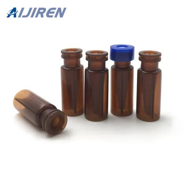0.3ml Micro Amber PP Snap Vials