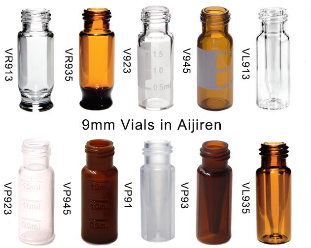 20ml headspace vialAll Kinds of 9mm Vials in Aijiren